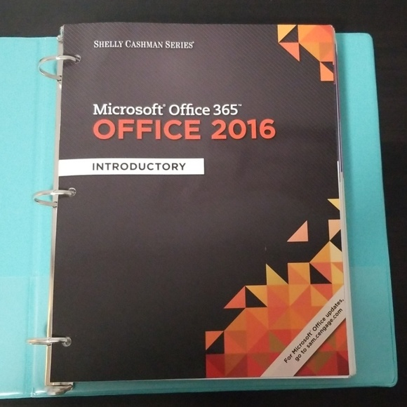 Microsoft Office 365 Office 2016 Book